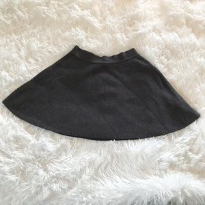 Zara Winter Collection Little Girls Knit Skirt